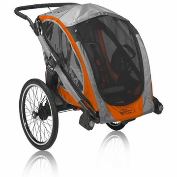 Baby Jogger POD Chassis - Orange