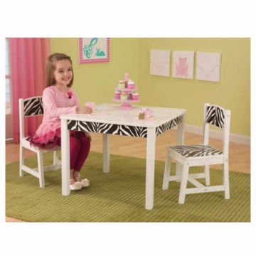 KidKraft Funky Table & 2 Chair Set