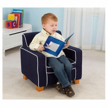 KidKraft Laguna Chair in Navy