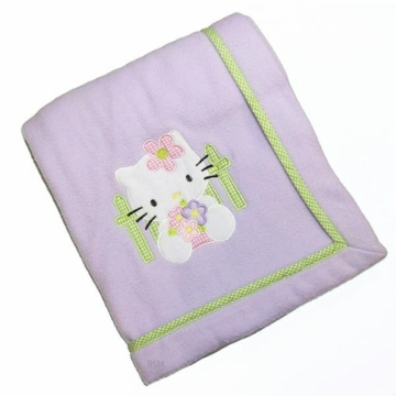 Lambs & Ivy Hello Kitty & Friends Blanket