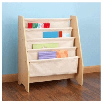 KidKraft Sling Bookshelf in Natural