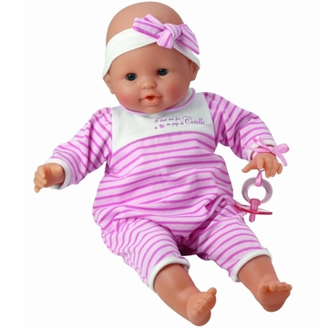 Corolle Les Classiques Classic Baby Doll - Suce Pouce Pink Stripes