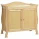 DaVinci Parker 2 Door Changer in Natural Finish with Pad