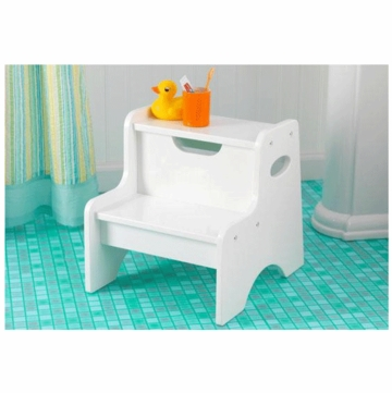 KidKraft Two Step Stool White