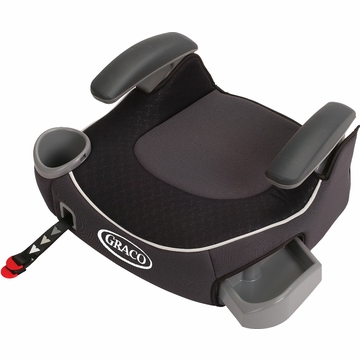 Graco AFFIX Backless Youth Booster Seat with Latch System - Davenport