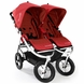 Bumbleride 2013 Indie Twin Stroller in Cayenne Red