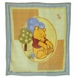 KidsLine Pooh Girl High Pile Blanket