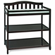 Child Craft Arch Top Changing Table in Jamocha