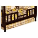 Child Craft Hawthorne Toddler Guard Rails in Espresso