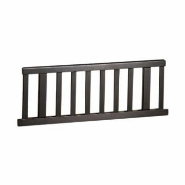 Child Craft Toddler Guard Rail for Euro Crib in Jamocha