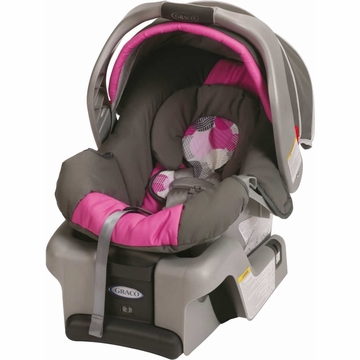 Graco SnugRide Classic Connect 30 Infant Car Seat - Lexi