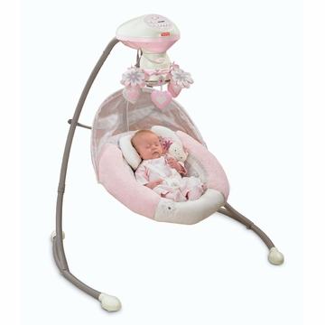 Fisher-Price My Little Sweetie Cradle �n Swing
