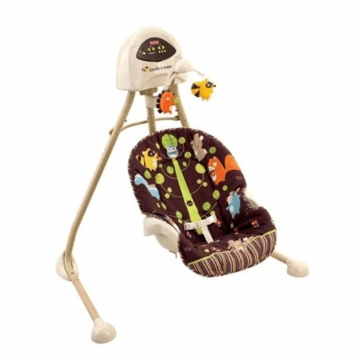 Fisher-Price 2 in 1 Cradle Swing - Woodland Animals