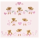 KidsLine Twirling Around Wall Decals