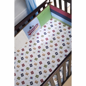 KidsLine All Sports Fitted Sheet