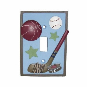 KidsLine All Sports Switch Plate Cover