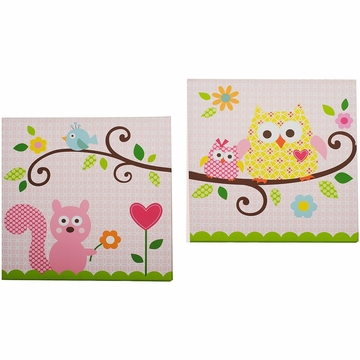 KidsLine Dena Happi Tree Wall Art