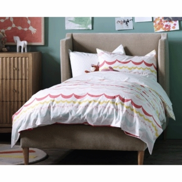 DwellStudio Garland Multi Full/Queen Duvet Set