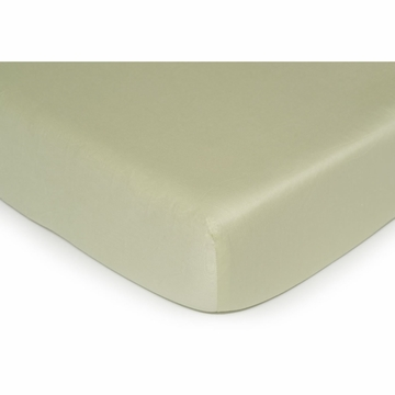 KidsLine Hotel Green Fitted Sheet