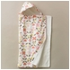 DwellStudio Rosette Blossom Hooded Towel