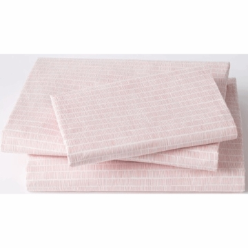 DwellStudio Matchstick Blossom Twin Sheet Set
