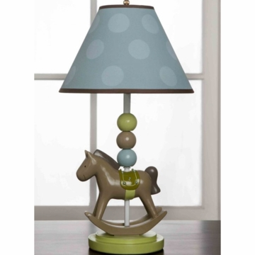 KidsLine Toy Land Lamp Base and Shade