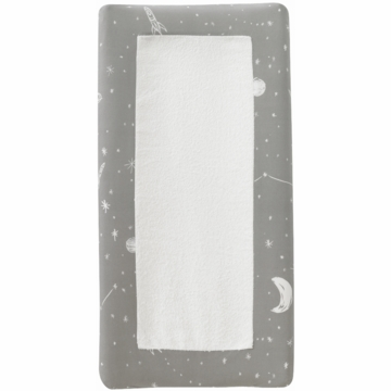 DwellStudio Galaxy Dusk Changing Pad Cover