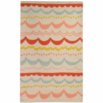 DwellStudio Garland Multi Rug - 5x8