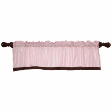 Lambs & Ivy Angelina Window Valance