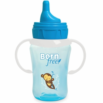 Born Free 9 Oz. Drinking Cup - Blue