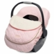 JJ Cole Infant Car Seat Cover - Pink