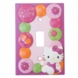 Lambs & Ivy Hello Kitty Garden Switch Plate Cover