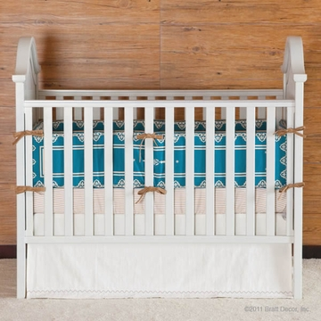 Bratt D�cor Manhattan Collection Park Avenue Crib