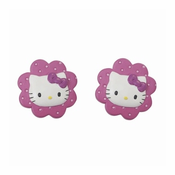 Lambs & Ivy Hello Kitty Garden Drawer Pulls