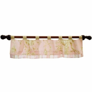 Lambs & Ivy Little Princess Window Valance