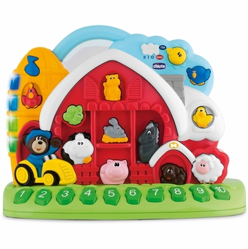 Chicco Bilingual Talking Farm