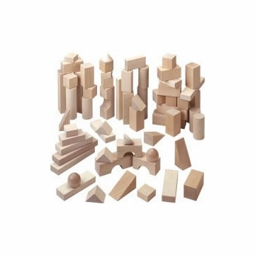 HABA Basic Building Blocks Starter Set - Large