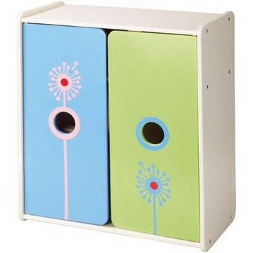 HABA Doll Cupboard - Flower Burst