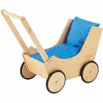 HABA Doll Pram - Natural