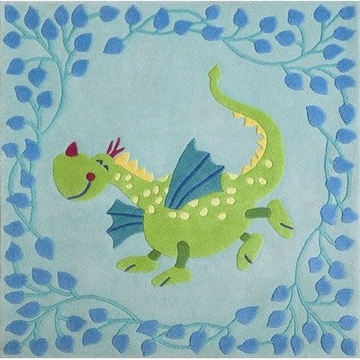 HABA Fairy-Tale Dragon Rug