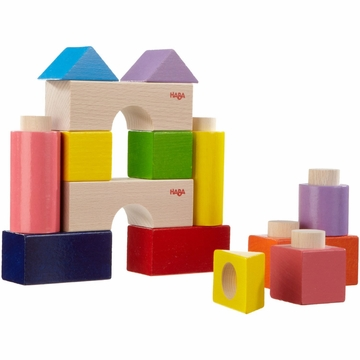 HABA Fit Together Blocks - 27 PC