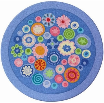 HABA Lucky Flowers Rug
