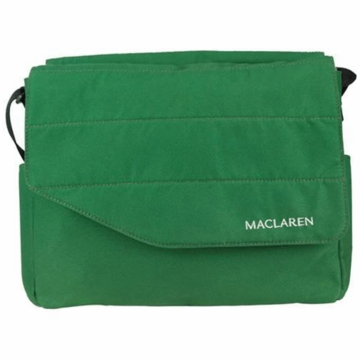 Maclaren Messenger Bag in Racing Green