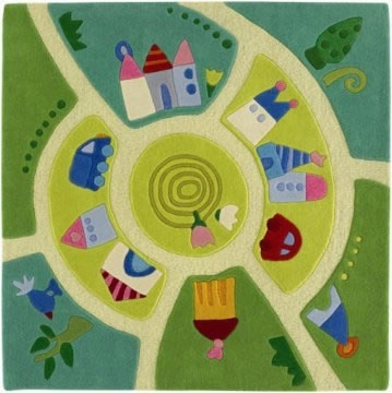 HABA Play World Rug