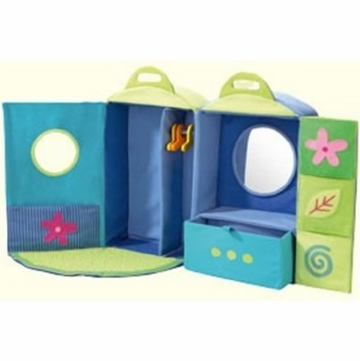 HABA Portable Doll's Home