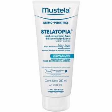 Mustela Stelatopia Lipid-Replenishing Balm, 6.7 fl oz