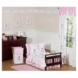 Sweet JoJo Designs Ballerina 5 Piece Toddler Bedding Set