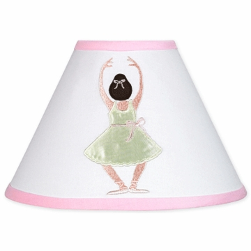 Sweet JoJo Designs Ballerina Lamp Shade