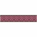 Sweet JoJo Designs Bella Pink Wallpaper Border