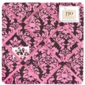 Sweet JoJo Designs Bella Pink Fabric Memo Board